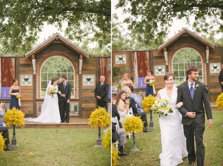 Pineola Farms Wedding Warner Robins ga